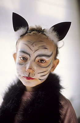 Katzenkostüm - p1780618 von owi