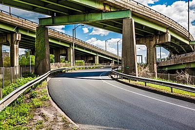 Bridges - p397m940725 by Peter Glass