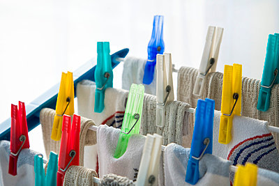 Geordnet Socke für Socke - p5010050 von Elke Esser