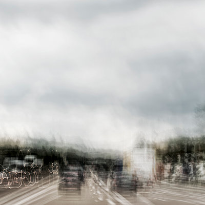 Highway - p1383m2063671 by Wolfgang Steiner