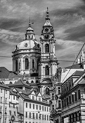 Sankt Nikolaus Kirch Prag - p401m1590167 von Frank Baquet