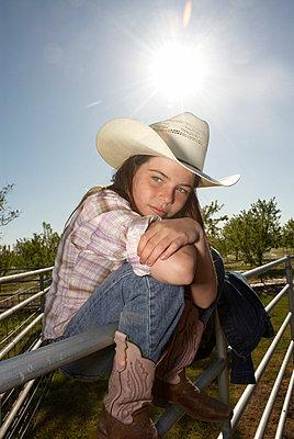 Cowgirl - p4620120 von BHarman