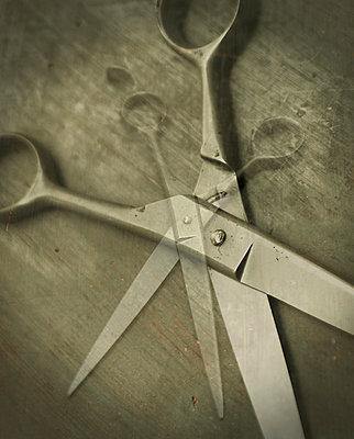 Scissors - p887m902621 by Christian Kuhn