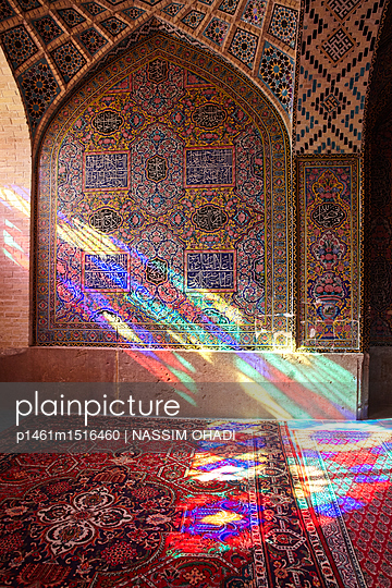 Nasir-ol-Molk-Moschee - p1461m1516460 von NASSIM OHADI