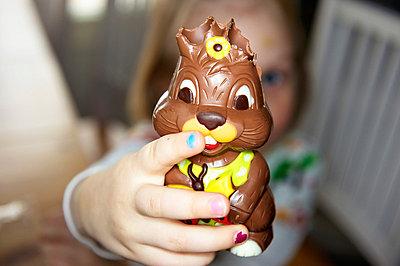 Schokoladenhase - p3228977 von teijo kurkinen
