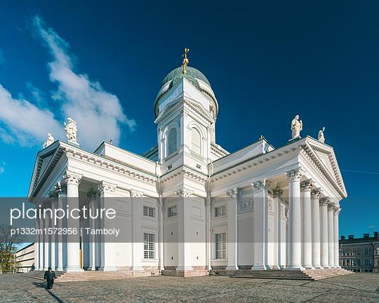 Dom von Helsinki  - p1332m1572956 von Tamboly