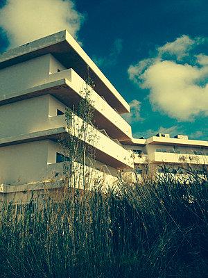 Abandoned Hotel - p1089m908012 by Frank Swertz