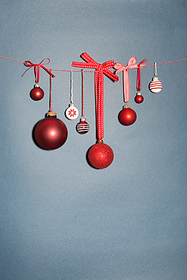 Christmas decoration - p454m668263 by Lubitz + Dorner