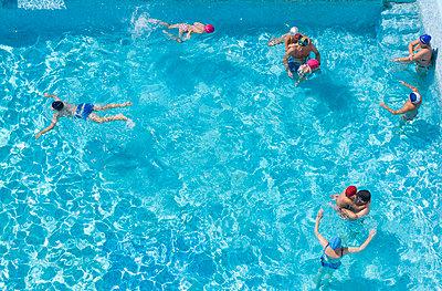 Open air bath - p1292m1171793 by Niels Schubert