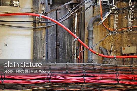 High power electrical cable network - p1048m1497695 by Mark Wagner