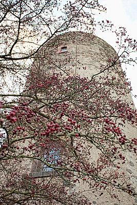 Hexenturm in Grünberg - p741m892049 von Christof Mattes