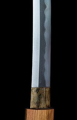 Japanisches Schwert im Detail - p1180m987368 von chillagano
