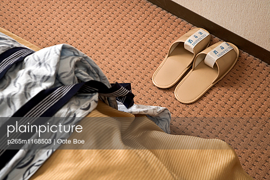 Disinfected slippers - p265m1168503 by Oote Boe