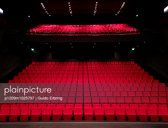 Theatre - p1209m1025797 by Guido Erbring
