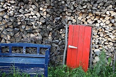 Kaminholz - p2770149 von Dieter Reichelt