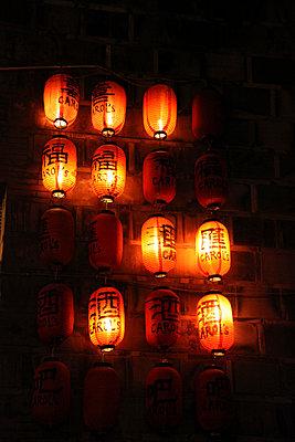 Chinese Lanterns - p6640174 by Yom Lam