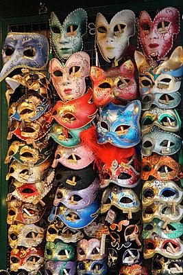 Masken - p277m883371 von Dieter Reichelt
