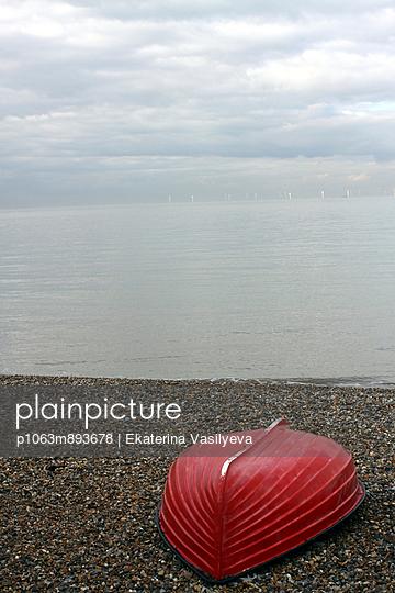 Beach - p1063m893678 by Ekaterina Vasilyeva