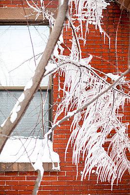 Eiszapfen - p756m787398 von Bénédicte Lassalle