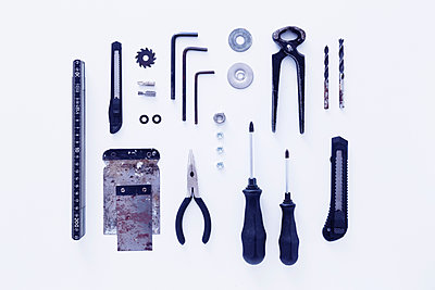 Tools - p1149m2021443 by Yvonne Röder