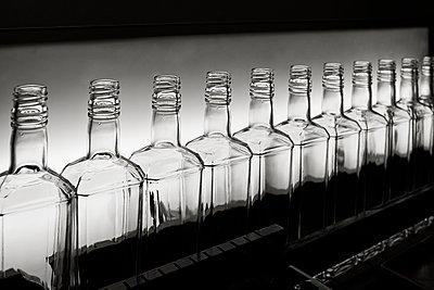 Vodka distillery - p390m934051 by Frank Herfort