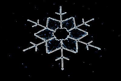 Christmas light - p445m1208271 by Marie Docher