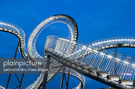 Tiger & Turtle Magic Mountain Duisburg - p401m2187903 by Frank Baquet