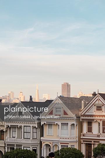 San Francisco - p795m1159944 von Janklein
