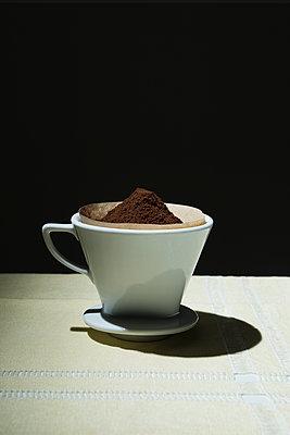 Kaffeefilter - p1149m1144575 von Yvonne Röder