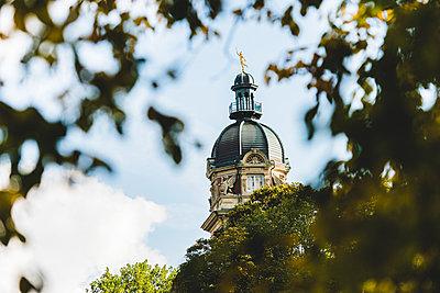 Alte Oberpostdirektion am Stephansplatz, Hamburg I - p1493m1584659 von Alexander Mertsch