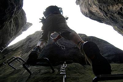 Bergsteigen - p2873296 von R. Mohr