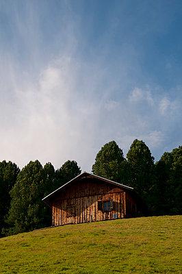 Berghütte in Südtirol - p470m1556420 von Ingrid Michel