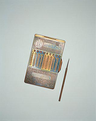 Alter Additonstaschenrechner - p550m2273267 von Thomas Franz