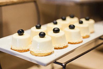 Gourmet pastries - p623m1495184 by Gabriel Sanchez