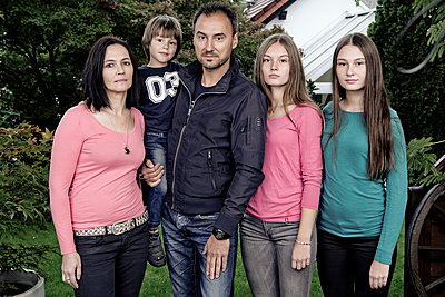 Familie - p1221m1068495 von Frank Lothar Lange