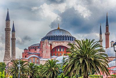 Hagia Sophia - p253m1066027 von Oscar