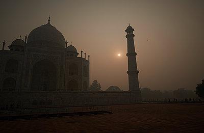 Taj Mahal  - p961m1591191 von Mario Monaco