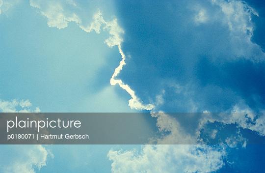 Wolkenformation - p0190071 von Hartmut Gerbsch