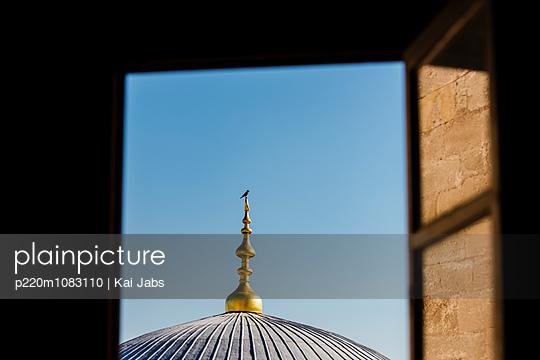 Blick aus der Hagia Sofia (Sophia) - p220m1083110 von Kai Jabs