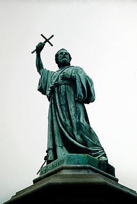 Peter the Hermit, Amiens, France - p1028m2043555 by Jean Marmeisse