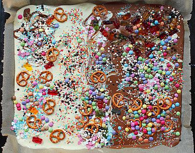 Schokolade  - p249m1559792 von Ute Mans