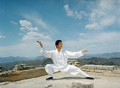 Martial Art - p6060299 von Iris Friedrich