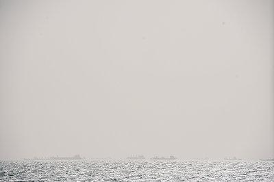 Nebel, Istanbul - p1425m1487072 von JAKOB SCHNETZ