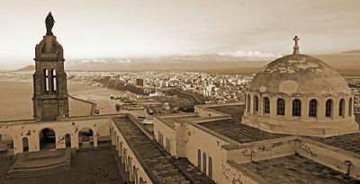 Fort Santa Cruz above Oran - p338m987689 by Marion Beckhäuser