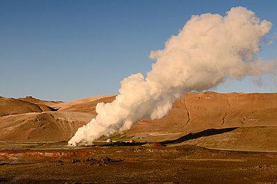 Eutrophic lake; Iceland - p4700265 by Ingrid Michel
