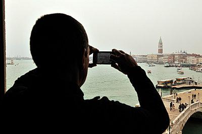 Venedig - p470m830655 von Ingrid Michel