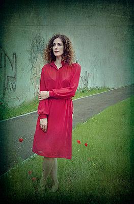 Portrait - p577m925788 von Mihaela Ninic