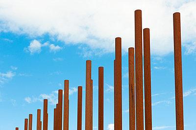 Gedenkstätte Berliner Mauer - p401m954832 von Frank Baquet
