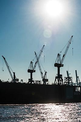 Werft - p488m1444383 von Bias