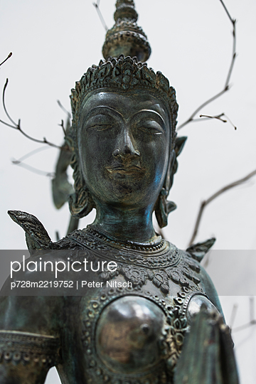 Thailand, Imagery of a divinity - p728m2219752 by Peter Nitsch